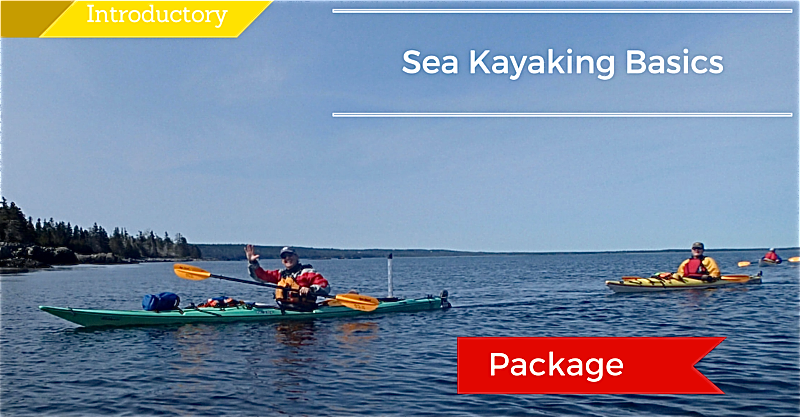 Sea Kayak Basics package
