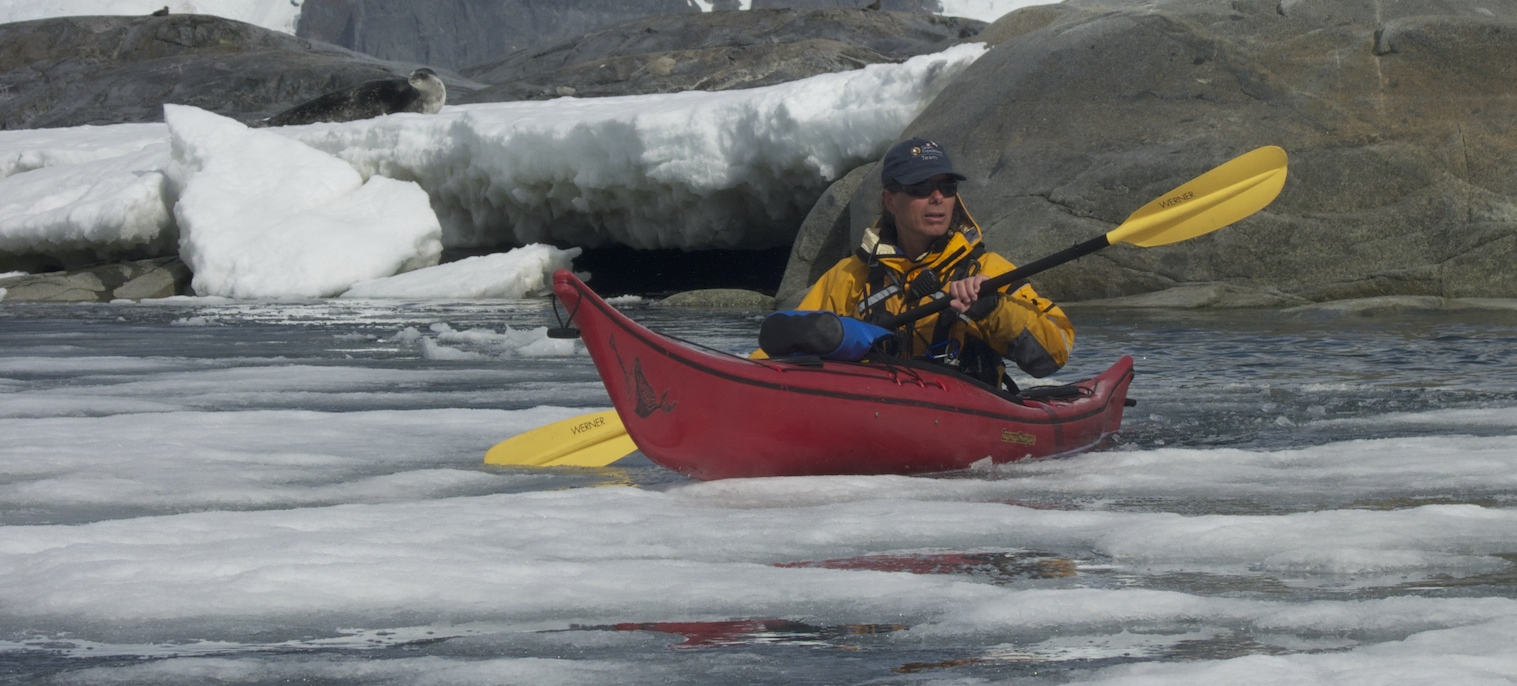 Antarctica-Me-Kayaking