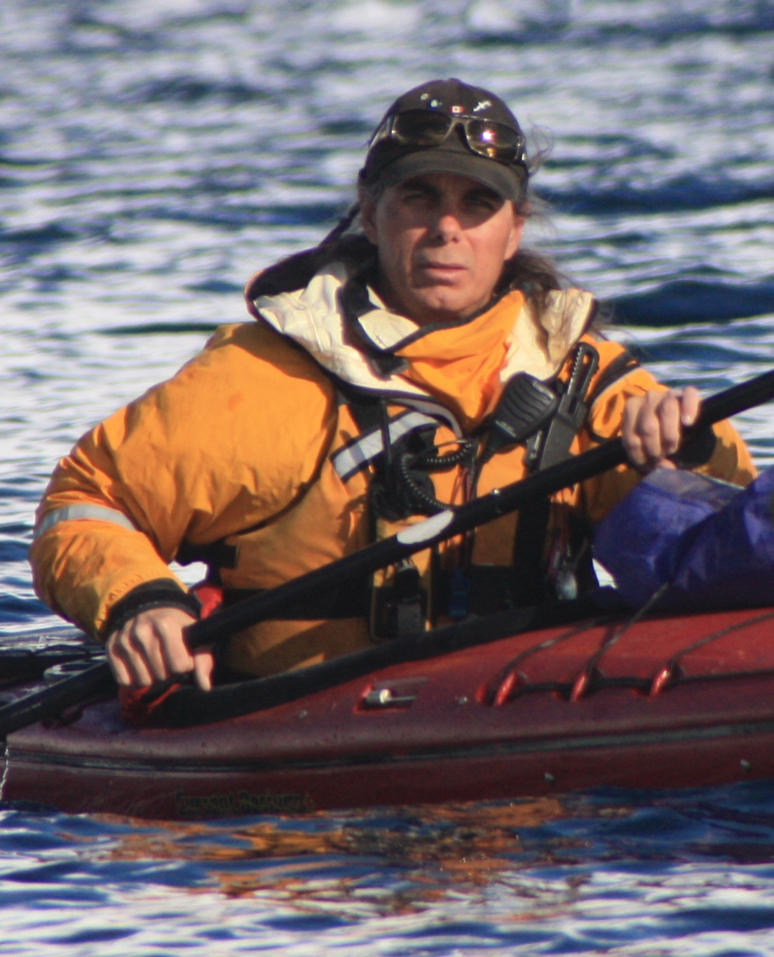 guide kevin antarctic